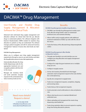 Download Drug Management Brochure